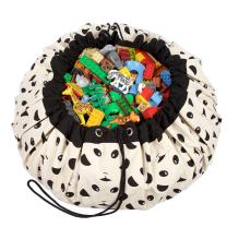 Umazano BELA vreča in podloga Play & Go PANDA