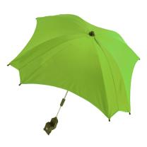 Svetlo zelen UV senčnik za voziček Babymax