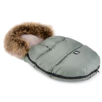 Zelena zimska vreča Cottonmoose Moose MINI