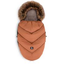Karamel rjava zimska vreča Moose YUCON, 100x50 cm, Cottonmoose