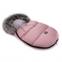 Pudrasto roza zimska vreča Cottonmoose