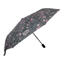 Zložljiv dežnik mucek Marie Grey Sky