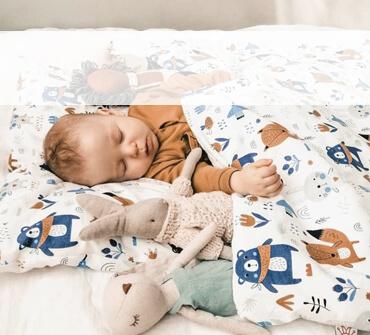 otroške posteljnine